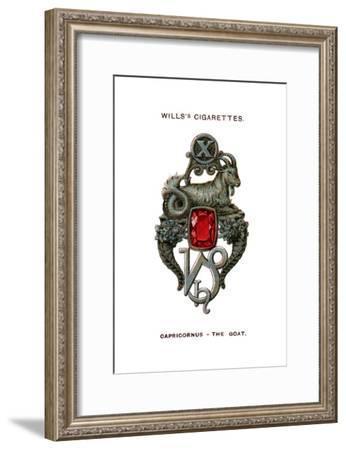 Capricornus, the Goat, 1923--Framed Giclee Print