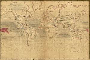World Winds in Navigation by Captain Charles Wilkes
