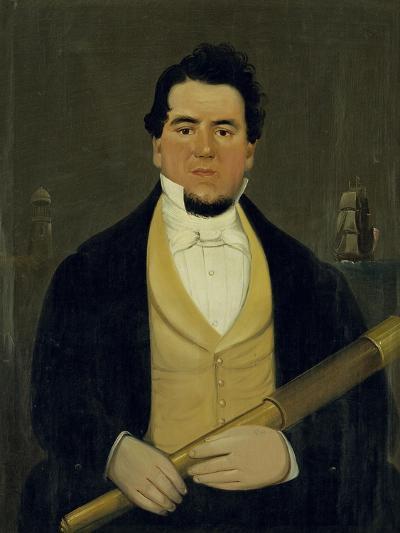 Captain Christopher Andrews-William Matthew Prior-Giclee Print