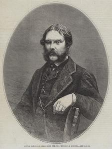 Captain Fowke, Re, Designer of the Great Exhibition Building