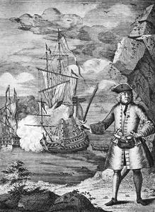 Captain Henry Avery, Pirate