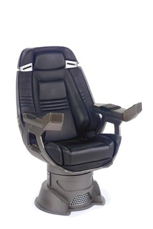 Captain Jonathan Archer's Command Chair