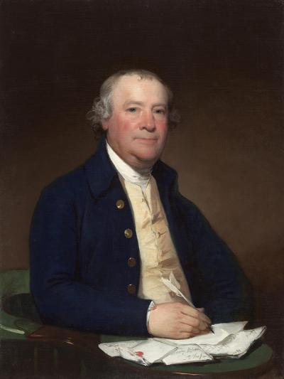 Captain Joseph Anthony, 1794-Gilbert Stuart-Giclee Print