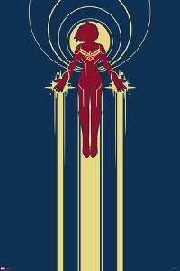 Captain Marvel - Minimal