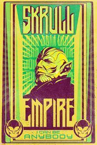 Captain Marvel - Skrull Empire