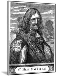 Captain Morgan, 17th Century Buccaneer, C1880