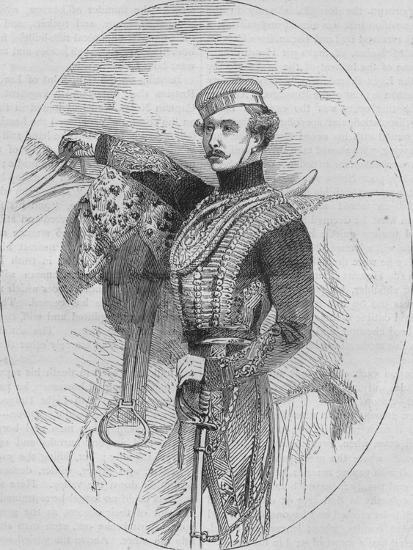 'Captain Nolan', c1880-Unknown-Giclee Print