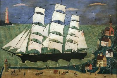 Captain Peacock-John Frost-Giclee Print
