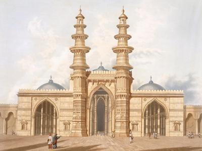 The Shaking Minarets of Ahmedabad