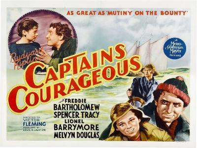 Captain's Courageous, 1937--Photo