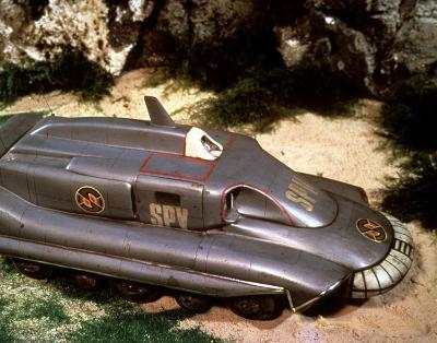 Captain Scarlet and the Mysterons--Photo
