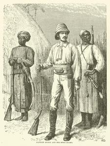 Captain Speke and His Body-Guard