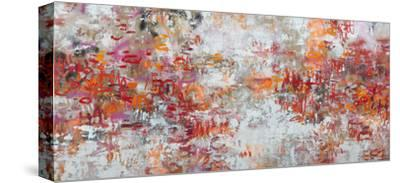 Captivated-Amy Donaldson-Stretched Canvas Print
