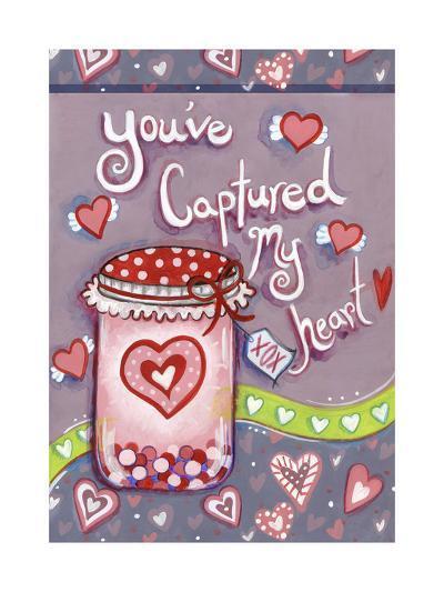 Captured Heart-Valarie Wade-Giclee Print