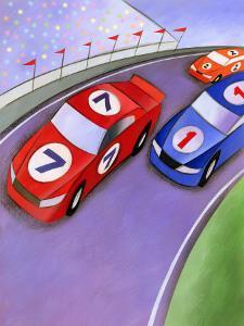 Car Race with Spectators
