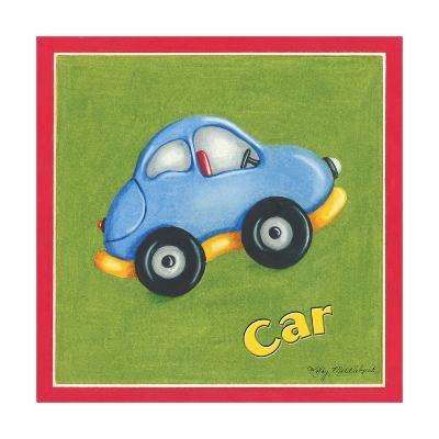 Car-Kathy Middlebrook-Art Print