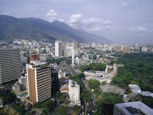 Caracas, Mount Avila, Venezuela