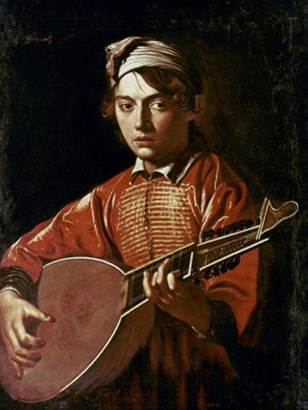 Caravaggio: Luteplayer