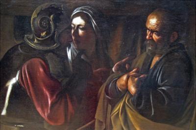 Denial of St. Peter