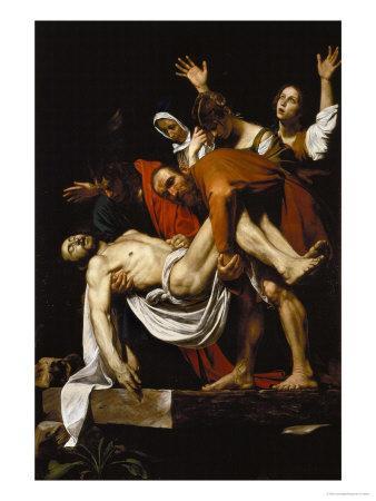 Deposition, 1602-4