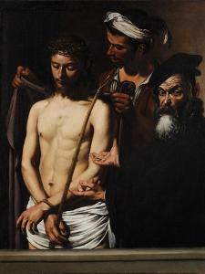 Ecce Homo, C. 1605 by Caravaggio