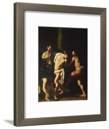 Flagellation, 1607