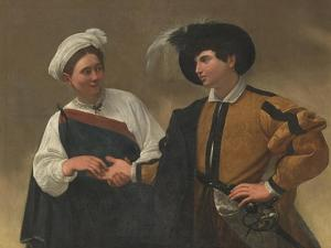 Good Luck by Caravaggio