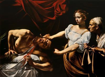 Judith and Holofernes, 1598-99 by Caravaggio