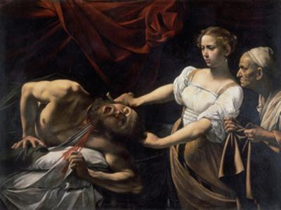 Judith and Holofernes, 1599