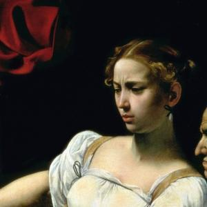 Judith and Holofernes, 1599 by Caravaggio