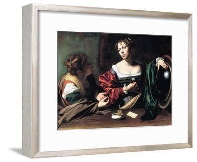 Martha and Mary Magdalene, C. 1598