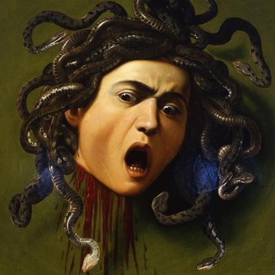 Medusa, 1596-1598