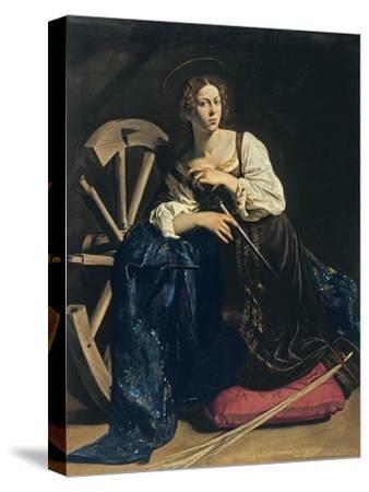 Saint Catherine of Alexandria, C. 1598