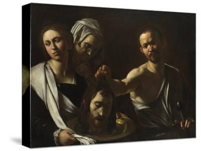 Salome Receives the Head of John the Baptist, C. 1608-1610