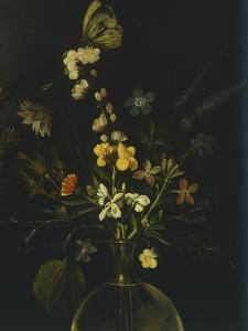 Still Life with Flowers and Fruit by Caravaggio