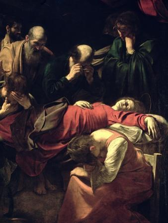 The Death of the Virgin, 1605-06 by Caravaggio