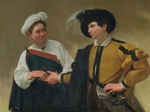 The Fortune Teller, circa 1594 by Caravaggio