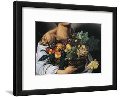 The Fruttaiolo or Boy with Basket of Fruit