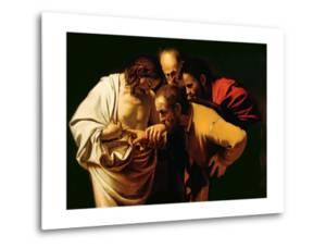 The Incredulity of St. Thomas, 1602-03 by Caravaggio