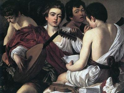 The Musicians, C1595