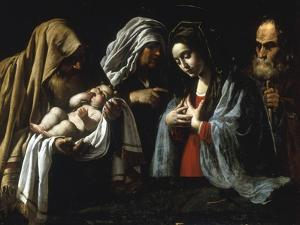 The Presentation in the Temple by Caravaggio