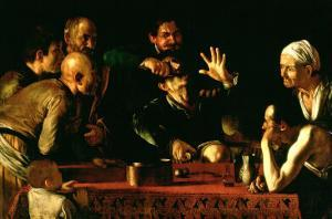 The Tooth Extraction by Caravaggio