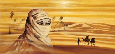 Caravan I-Ali Mansur-Art Print