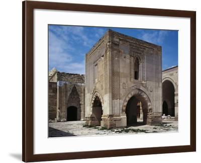 Caravansara in Sultanhani Built in 13th Century--Framed Giclee Print