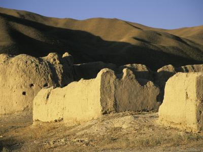 Caravanserai, Daulitiar, Afghanistan-Jane Sweeney-Photographic Print