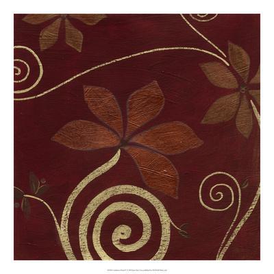 Cardamon Floral IV-June Vess-Premium Giclee Print