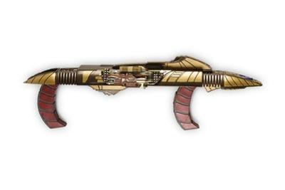 Cardassian Rifle, Made for 'Star Trek: Deep Space Nine', C.1993