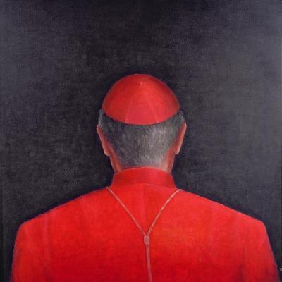 Cardinal, 2005-Lincoln Seligman-Giclee Print