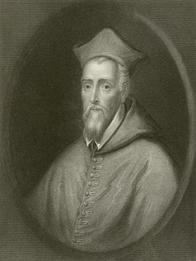 Cardinal Allen--Giclee Print