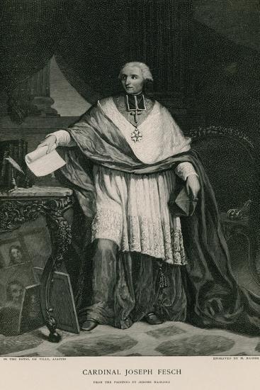 Cardinal Joseph Fesch--Giclee Print